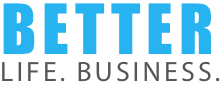 Better Life Better Business Logo